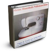 Mobiler Nähmaschinen-Service Wittenberg, Nähmaschinenaufarbeitung Wittenberg, Bedienungsanleitung Veritas-Nähmaschine