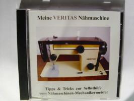Nähmaschinen-Reparatur Wittenberg, Wartung Nähmaschine Wittenberg, Bedienungsanleitung Veritas-Nähmaschine