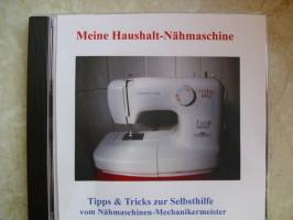 Nähmaschinen-Reparatur Wittenberg, Selbsthilfeanleitung Nähmaschine, Bedienungsanleitung Veritas-Nähmaschine